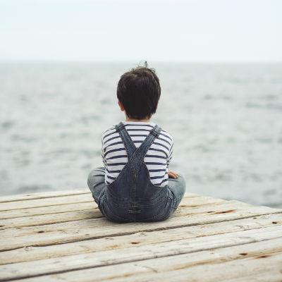 Boy Thinking
