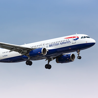 British Airways Plane