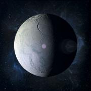 Enceladus Planet