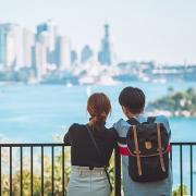 Australian Tourists