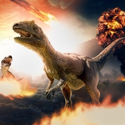 Asteroids kill dinosaurs