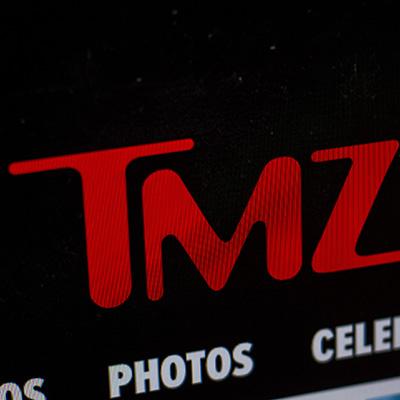 TMZ Homepage