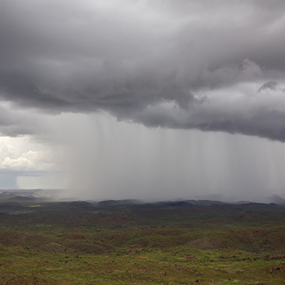 Australia Rain