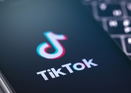 TikTok on Screen