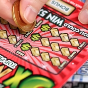 Lottery Scratch Off Tickets