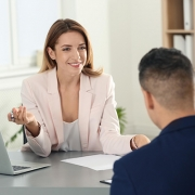 HR Conducting Interview