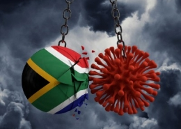 Virus Attacking South Africa