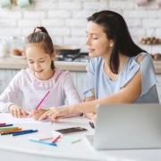 Homeschooling Daughter