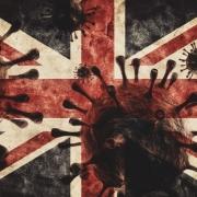 Coronavirus against the UK