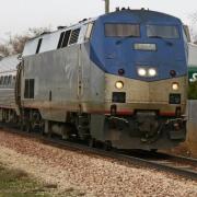 Amtrack Train
