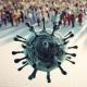 Coronavirus Germ in Air