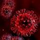 Red Coronavirus Virus