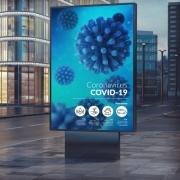 Covid-19 on Billboard