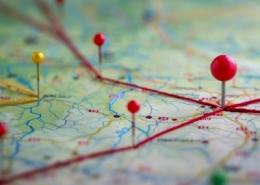 Global Travel Map