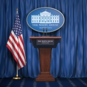 White House Podium