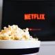 Popcorn and Netflix