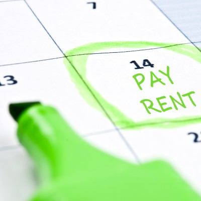Pay Rent Reminder