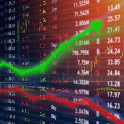 Increase in Stock Market