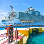 Royal Carribean Cruise Ship