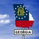 State of Georgia Sign