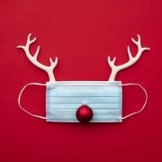 Festive Christmas Mask