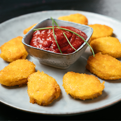 Meatless Nuggets