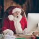 Santa on Video Call