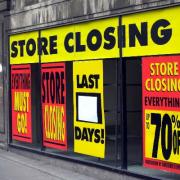 Closed Department Store