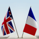France & UK Flags