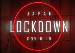Japn Covid-19 Lockdown