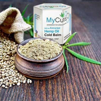 MyCutis Hemp Cold Balm