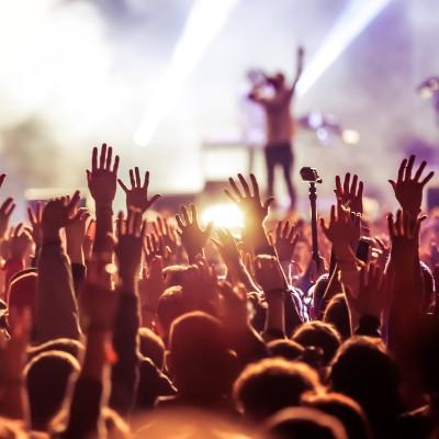 Outdoor Music Festival