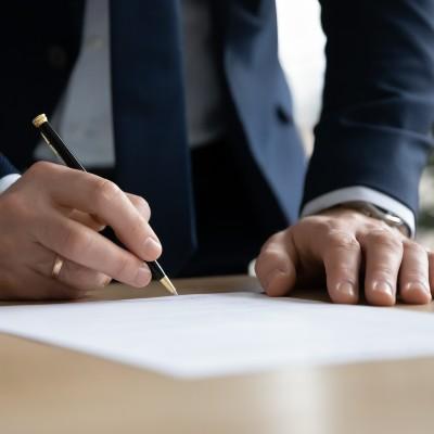 Signing Order