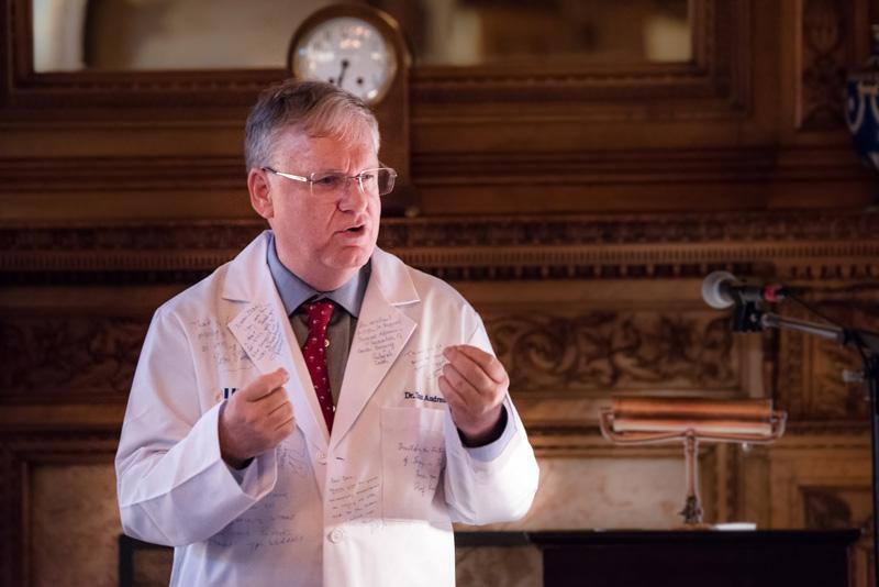 Dr. Daniel Andreae, PhD